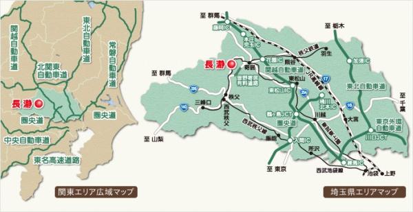 地図 埼玉 県