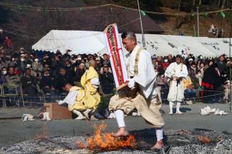 長瀞火祭り  10