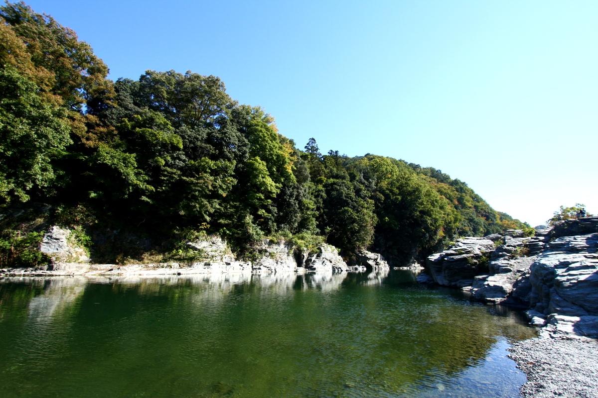 岩畳~赤壁周辺 05   長瀞町観光協会公式サイト