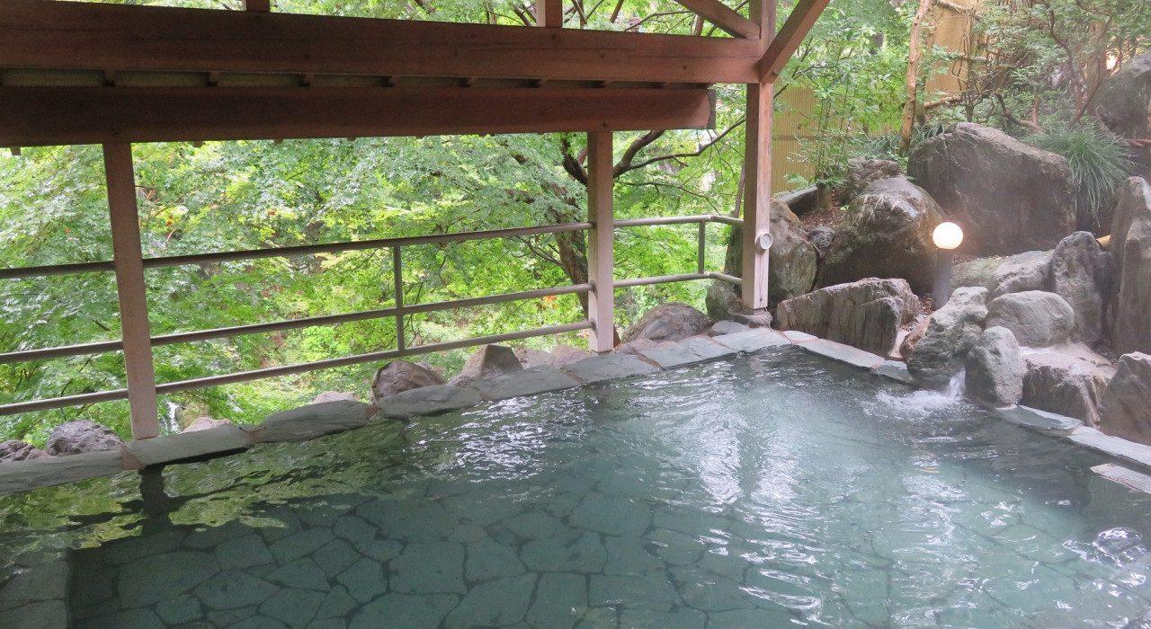 長瀞観光のあとは、日帰り温泉で温まろう!